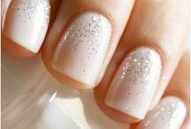 Ślub - paznokcie