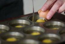 Ägg benedict / florentine