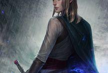 guerreira magica