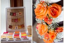 Wedding: Colour palette
