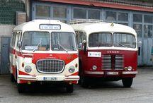autobusy a tramvaje