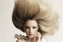 Hair: Styles, Tips, & Tricks / I believe hairstyles are an art form. Once you know what hairstyles look good on you, it takes time to master them. But once you do master them, you are an unstoppable force of beauty. / by Morgan Drum
