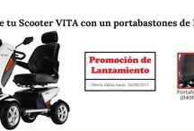 Scooters / Scooter Electricos para Personas Mayores o con problemas de movilidad
