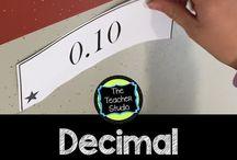 Math - decimals