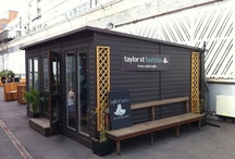 project container cafe