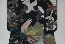 """i love chinese and japanese patterns / I love all the asian """"bird-flower-insect-fish"""" paintings and pattern."""