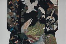 Kimonos and Japanese Textiles