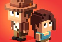 Voxel Character
