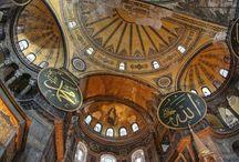 Bizantine architecture / the Bizantine architecture inspiration
