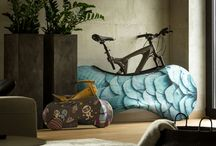 Children bicycle covers / Velo Sock children bicycle covers for clean home or transportation