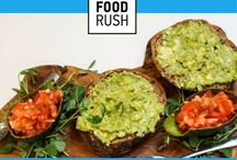 Food Rush Recipes / Diverse, tasty, healthy, easy and quick recipes.