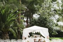 Ceremony arches/awnings