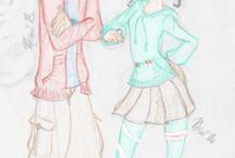 Cute Couples: Vanellope N Hiro