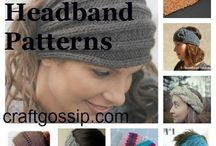 Headband / Knitting