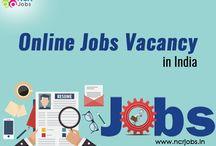 Online Jobs Vacancy in India