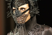 Camouflage/eyes/masks
