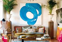 Art  / by Ingrid Porter Interiors