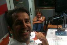 Love radio 97,5 moments . / My radio days !