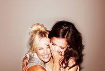 Girlfriends / Every girl needs them.