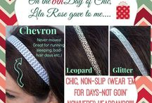 12 Days of Chic Dec 1-12 2013 / by Shop Lila Rose ~ A Chic Boutique