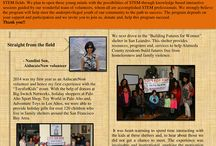 What we do / Our activities, newsletters.
