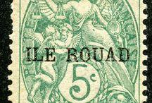 Ile Rouad (Arward Island) Stamps