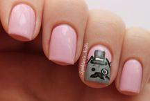 Nail ideas  / by Kay Aldrich