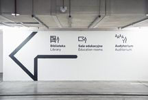 Museums Sign System & Wayfinding