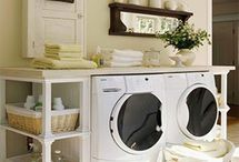 Laundry Space / by Kayla Evans