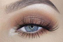 Eye makeup looks X