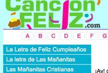 Birthday songs in Spanish