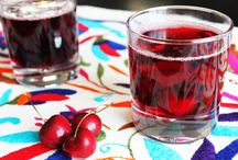 Drinks / Refreshing and Intriguing drink recipes - alcoholic and non-alcoholic.  Always buy organic, local, and sustainable whenever possible.