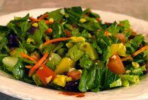 Salads / by Carmen Terry Juarez