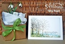 Sheltering Tree Stampin' Up