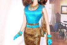 barbie dress gallery
