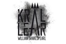 Grafika Shakespeare / King Lear