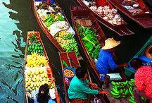 Colorful World of Markets