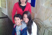 My family, especially my world / FOTOS E TEXTOS DOS FILHOS E FILHAS COM ADRIANA, MINHA MULHER