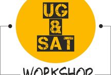 Undergrad & SAT Workshop / Helpline: 9282111022  Who should attend? -Open for students and parents of grades X, XI & XII -IB Diploma students and their parents -Students aspiring to pursue their undergrad abroad -New to standardized testing and not sure of where to start -Need a quick yet thorough review on test structure and materials -SAT is changing in Spring 2016. Learn how redesigned SAT would impact your preparation