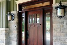 Front Doors - Lake Minnetonka