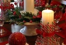 Christmas Home Decor / by Sylvia Lewis