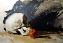 Peintures / peintures intéressantes et inspirantes