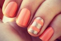 Cute Nail Colors/Ideas / by Brittani Ziegler