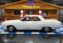 1965 chevelle / by Rod Kat Carter