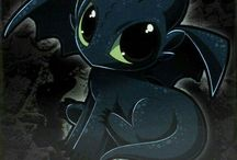 Toothless ^^
