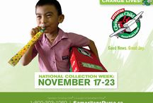 Operation Christmas Child Canada / by Janna Frith