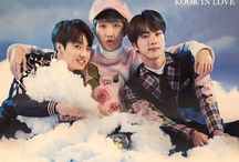 BTS Photo Shoots / various pictures of BTS from various photoshoots, like ads (puma...), photobooks, magazines, season greetings, calendars, photoshoots from around the world...