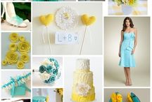 Theme up for your Wedding / color inspirations
