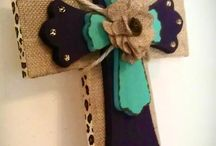 Cross My Heart / Decorative crosses for cross wall