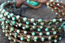Bracelets  & Earrings / by Jaime RispoliRoberts